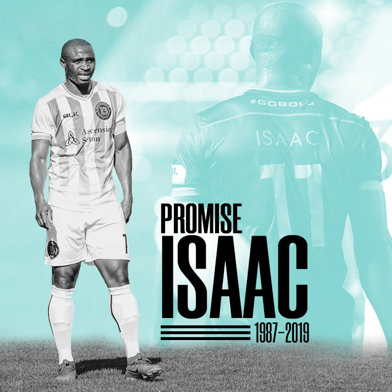 Isaac Promise
