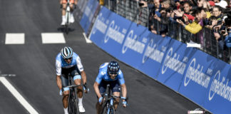 Israel cycling team