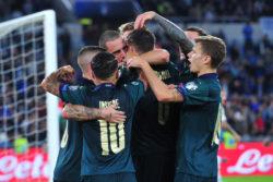 Italia-Grecia |  grande soddisfazione nello spogliatoio italiano |  le sensazioni degli