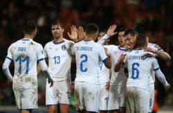 Prima rete in Nazionale per Acerbi, l'Italia piega la Bosnia
