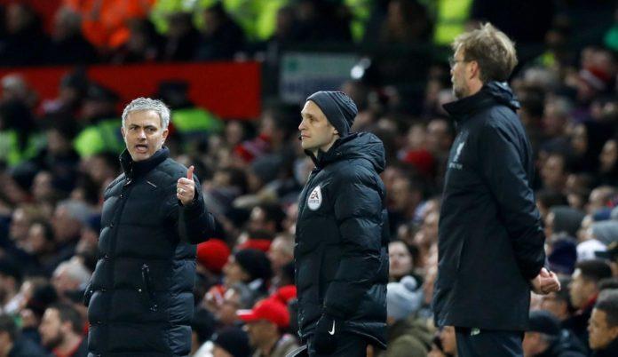 Klopp e Mourinho