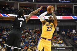 "NBA – Steve Kerr incorona LeBron James: ""il miglior atleta c"