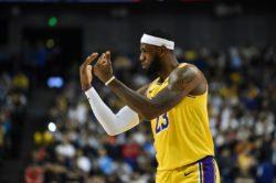Risultati NBA – Sorridono i Lakers di LeBron James, questa v
