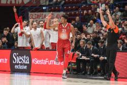 Risultati Eurolega 3ª giornata – Olimpia Milano corsara ad A