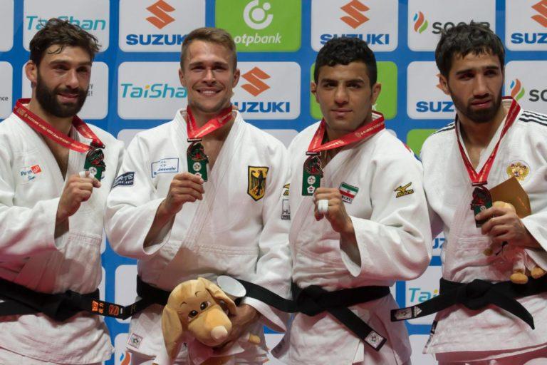 Saeid Mollai Judo Iran