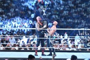 The OC WWE