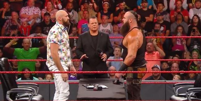 Tyson Fury Braun Strowman