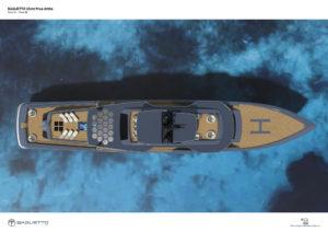 Yacht 65 metri Baglietto