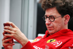 Formula 1 – In Brasile una penalità per Leclerc, Binotto sve