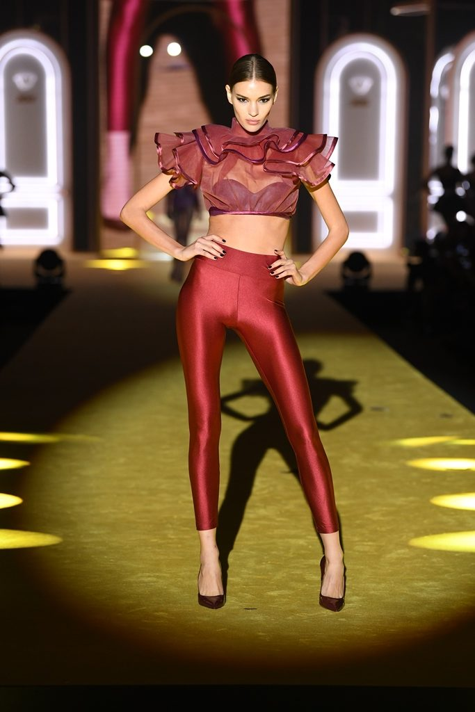 Calzedonia Show 2019  (Photo by Daniele Venturelli )