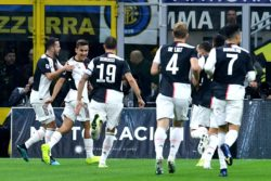 Dybala-Higuain |  Inter ko! Alla Juventus il Derby d'Italia dei record |  Conte sconfitto