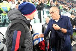 Juventus – Sarri con i piedi per terra dopo la vittoria sul