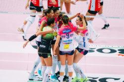 Pallavolo – Serie A1 femminile: buona la prima per Savino De