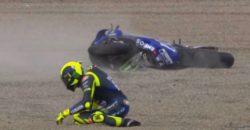 MotoGp – Gara amarissima a Motegi per Valentino Rossi |  il Gp del Giappone termina con una