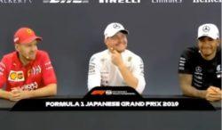 Formula 1 – Bottas ed Hamilton si prendono gioco di Vettel i