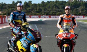 Alex e Marc Marquez