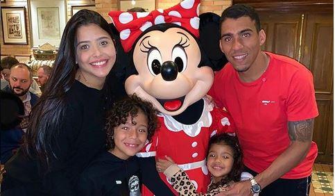 Allan moglie famiglia