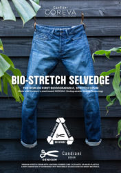 Candiani Denim presenta Coreva®, il primo denim stretch biod