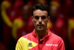 Coppa Davis – Brutte notizie per la Spagna, Bautista Agut to