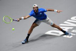 Coppa Davis – Berrettini tradisce l'Italia |  Shapovalov si impone in tre set e porta il