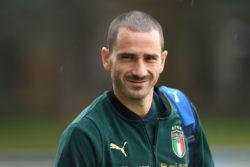 """Italia Armenia, capitan Bonucci non si nasconde: """"non mi son"""