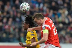 Belgio, Boayata scende in campo con la maglia di Batshuayi: