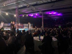 Boxe – Per i VIP un'area speciale in stile newyorkese alla Night of Kick and Punch 10