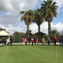 golf a scuola