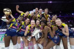 Supercoppa Italia Volley – Conegliano batte Novara! L'MVP Pa