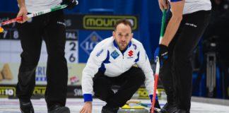 Joel Retornaz Curling Italia
