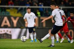 """Italia, Jorginho non si sbottona: """"il segreto dei miei rigor"""