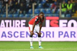 Genoa |  pesantissima perdita per Thiago Motta |  brutto infortunio per Kouamé con la Costa
