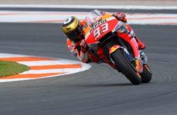 """MotoGp, Test Valencia – Marquez soddisfatto: """"il primo step"""