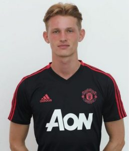 Max Taylor Manchester United