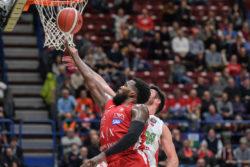 Serie A Basket – L'Olimpia Milano asfalta Pistoia, gli uomin