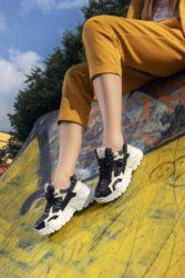 Superfutura – Le esclusive chunky sneaker autunno inverno di