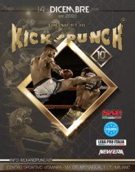 Night of Kick and Punch 10 – Donato Milano racconta le sue s