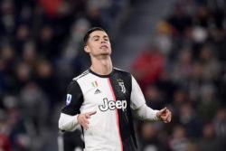 Juventus-Milan |  Sarri sostituisce di nuovo Cristiano Ronaldo |  la reazione del portoghese