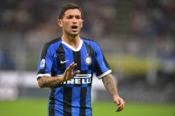 Inter |  infortunio Stefano Sensi |  il centrocampista non convocato per il match contro il