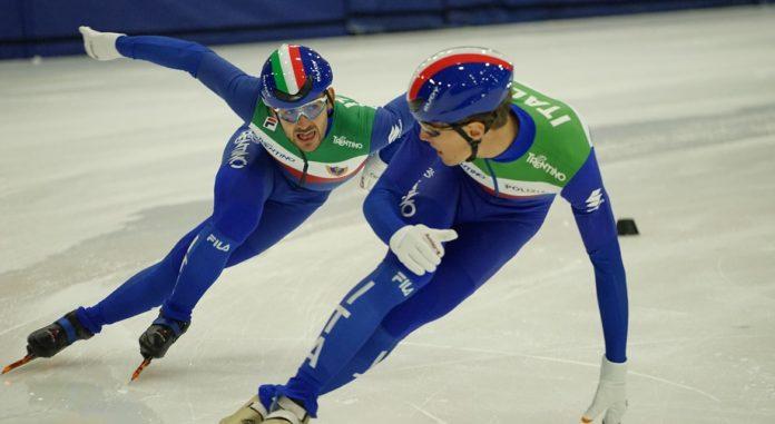 Tommaso Dotti e Luca Confortola