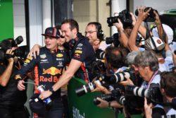 Formula 1 – Verstappen raggiante, Gasly emozionato e Hamilto