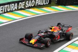 Samba Verstappen in Brasile, Hamilton rovina la gara di Albo