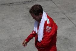 """Formula 1, Vettel mette le cose in chiaro: """"non ho affatto c"""