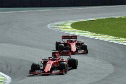Formula 1, non c'è pace per la Ferrari: Vettel e Leclerc con