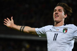 """Italia Armenia, doppietta show per Zaniolo: """"ho coronato un"""