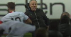 Eintracht Francoforte, stangato David Abraham: squalifica di