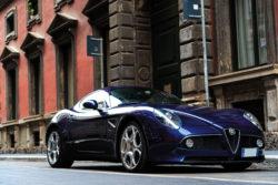 Alfa Romeo 8C Competizione – All'Asta di Wannenes l'unico es