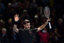 "ATP Finals – Federer batte Djokovic e dimentica Wimbledon: """