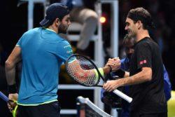 "ATP Finals – Federer applaude Berrettini a Londra: ""chi avre"