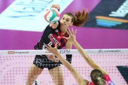 Pallavolo – Serie A1 femminile: Imoco Savino Del Bene è il b